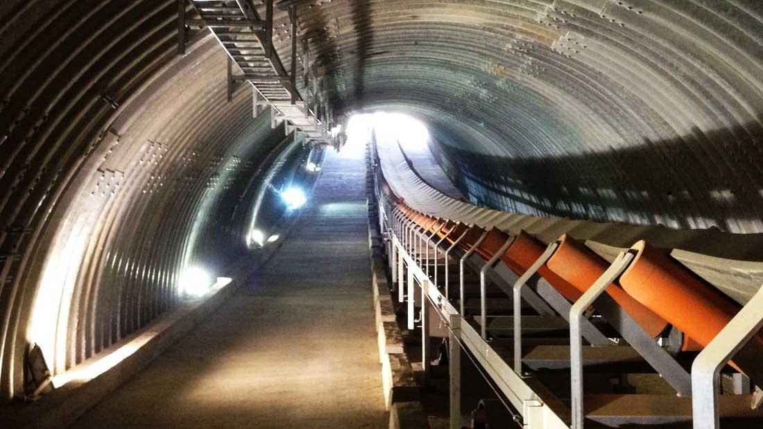 MONTEX Montajes Industriales y Soldadura - Montaje Conveyor y estructura metálica