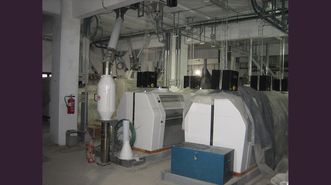 MONTEX Montajes Industriales y Soldadura - Montaje equipos para alimentación
