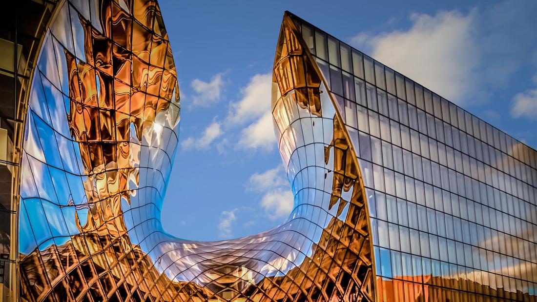 MONTEX Montajes Industriales y Soldadura - Montaje Estructura espacial y Muro Cortina Vidrio Fachada centro comercial