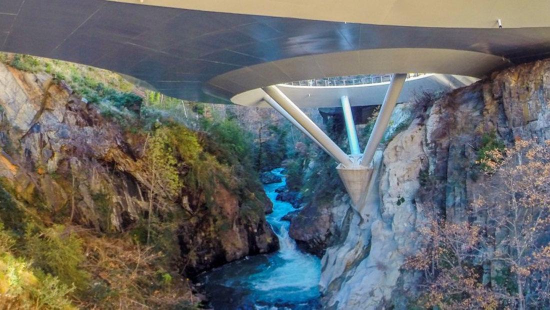 MONTEX Montajes Industriales y Soldadura - Montaje y Soldadura Estructura puente rotonda
