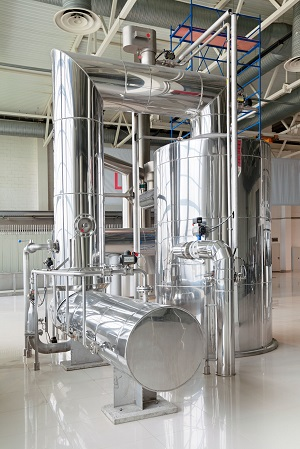 MONTEX Calderería Tubería Soldadura homologada Fabricación Depósitos, equipos a presión, cisternas
