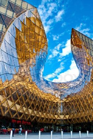 MONTEX Montaje Muro Cortina Edificios Singulares